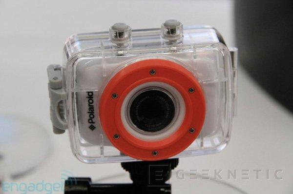Nuevas cámaras de deporte de Polaroid, Imagen 2