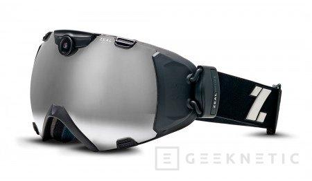 Zeal Optics iON HD, gafas con grabación 1080p, Imagen 1
