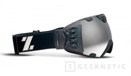 Zeal Optics iON HD, gafas con grabación 1080p, Imagen 2