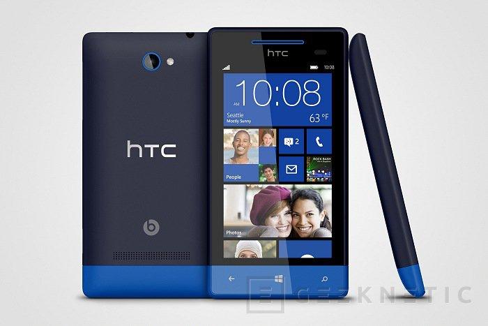 HTC y Microsoft presentan nuevos terminales Windows 8, Imagen 2