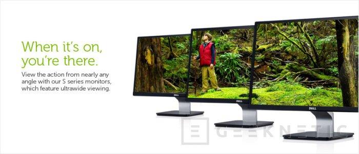 """Dell lanza la nueva serie S de monitores """"sin marco"""", Imagen 1"""