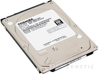 Toshiba lanzará discos duros híbridos, Imagen 1