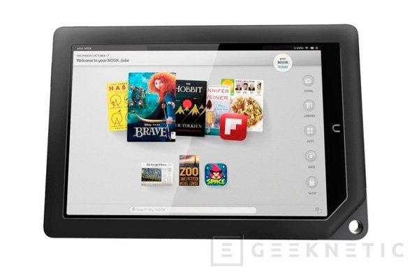 Nuevos tablets Nook HD y HD+ de Barnes & Noble, Imagen 1