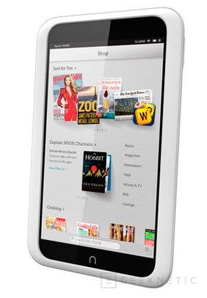 Nuevos tablets Nook HD y HD+ de Barnes & Noble, Imagen 2