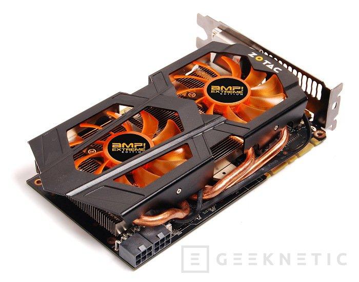 Zotac Geforce GTX 600 Ti Amp! Extreme Edition, Imagen 2