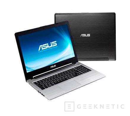 Presentados los nuevos ultrabooks ASUS S Series, Imagen 2