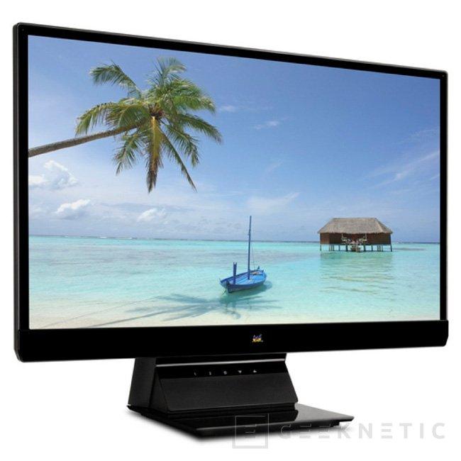 Nueva familia VX70Smh de monitores IPS de ViewSonic, Imagen 1