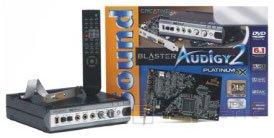 Creative presenta su nueva gama de tarjetas de sonido Sound Blaster Audigy 2 ZS, Imagen 1
