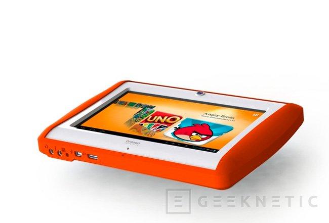 MEEP!, otro tablet para los más pequeños, Imagen 1