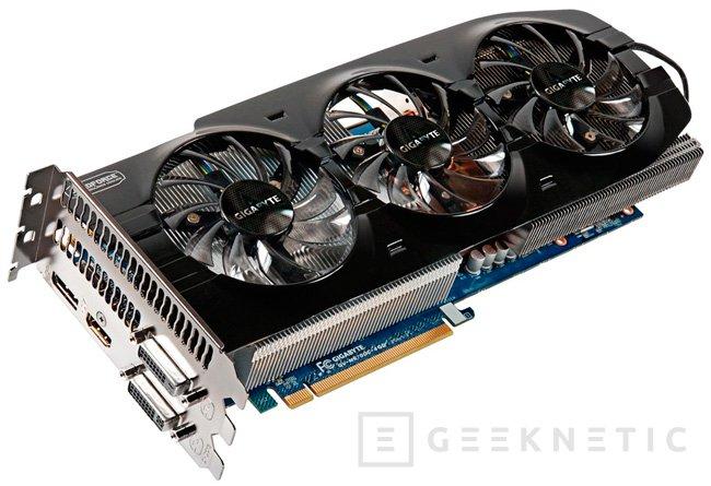 Gigabyte añade 4GB de memoria a su GTX 670 y GT X680, Imagen 1