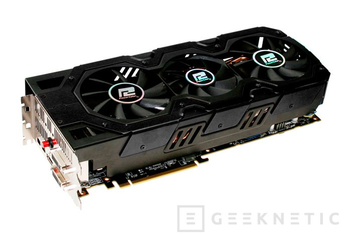 Nueva HD 7990 de PowerColor, Imagen 1
