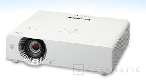 Proyector Panasonic PT-VW431 con alta luminosidad, Imagen 1