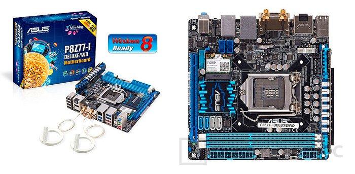 P8Z77-I Deluxe/WD. ASUS añade WiDI a la P8Z77-I Deluxe, Imagen 1