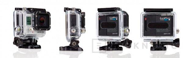 Nuevas GoPro Hero 3 en distintas versiones, Imagen 2