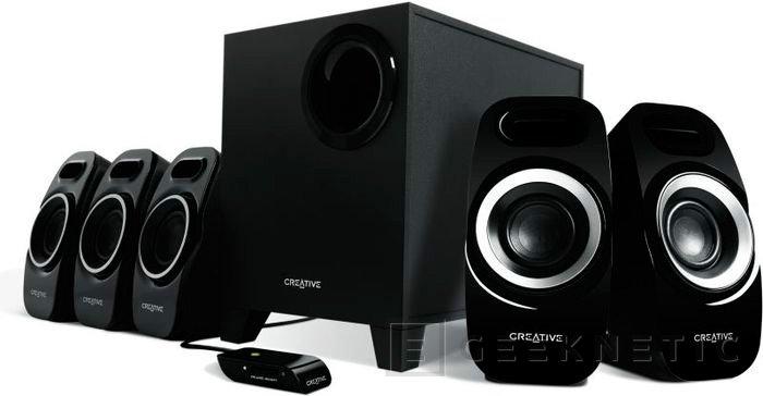 Creative presenta los nuevos altavoces Inspire T6300 y T3300, Imagen 2