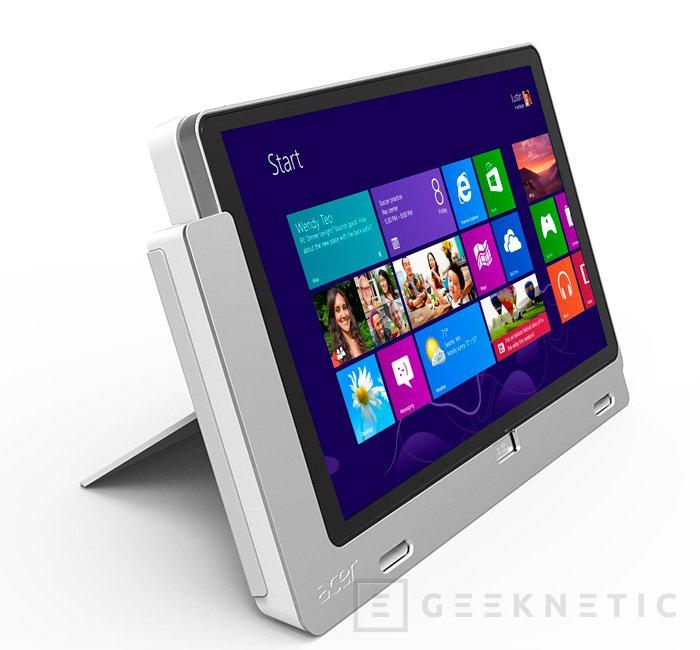 ACER Iconia W700P, tablet para el mercado profesional, Imagen 1