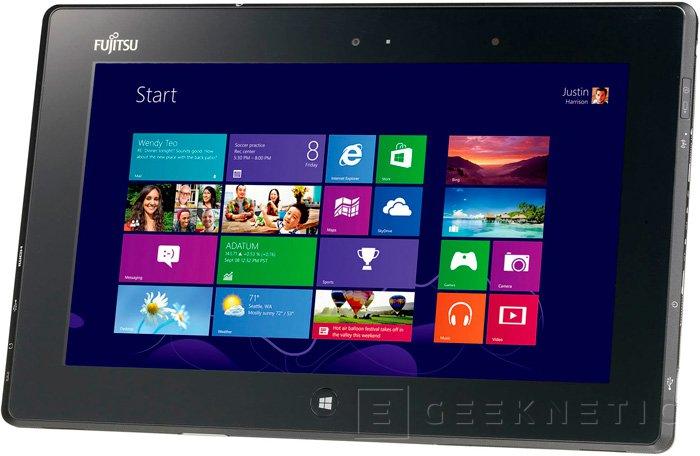 Fujitsu presenta el primer tablet basado en las APU Z-60 de AMD, Imagen 1