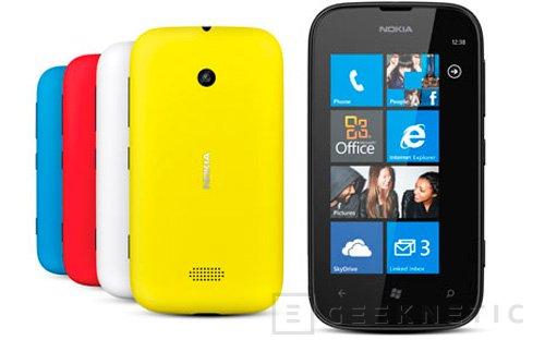Nokia Lumia 510. Windows Phone económico, Imagen 1