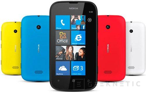 Nokia Lumia 510. Windows Phone económico, Imagen 2