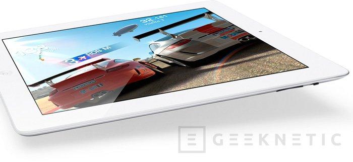 Apple actualiza el nuevo iPad y lanza el iPad Mini, Imagen 1