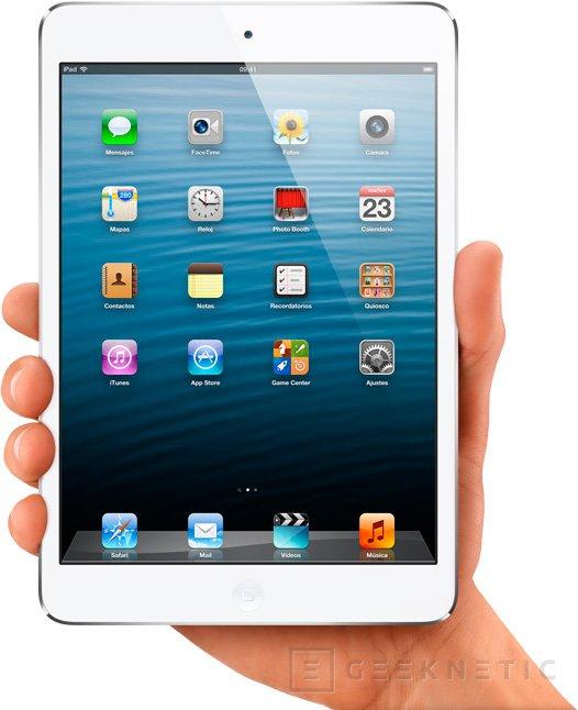 Apple actualiza el nuevo iPad y lanza el iPad Mini, Imagen 3