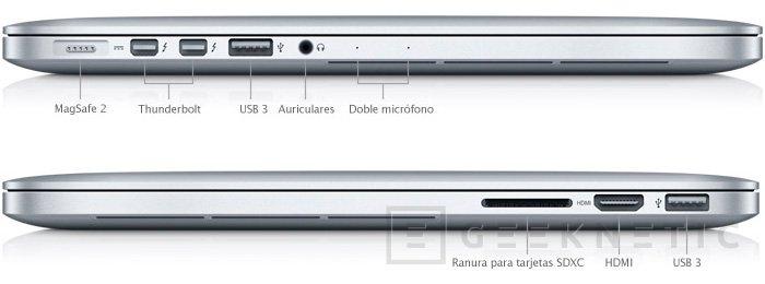 """Apple MacBook Pro 13"""" Retina, Imagen 1"""