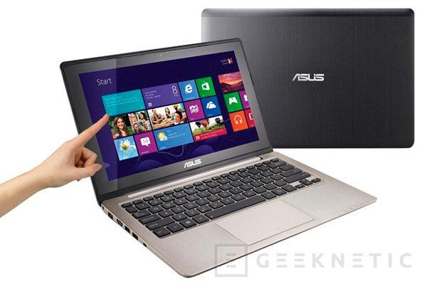 ASUS VivoBook, Ultrabooks con pantalla táctil, Imagen 1