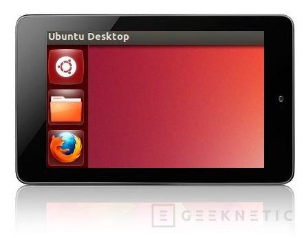 Ubuntu ya disponible de forma nativa para los Nexus 7, Imagen 1
