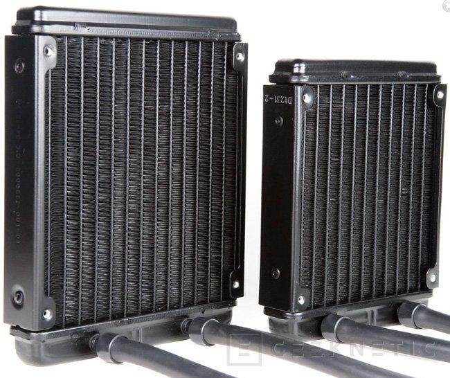 Nuevas refrigeraciones líquidas integradas de Asetek, Imagen 1