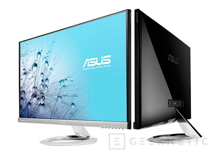ASUS lanza dos nuevos monitores de la gama Designo, Imagen 1