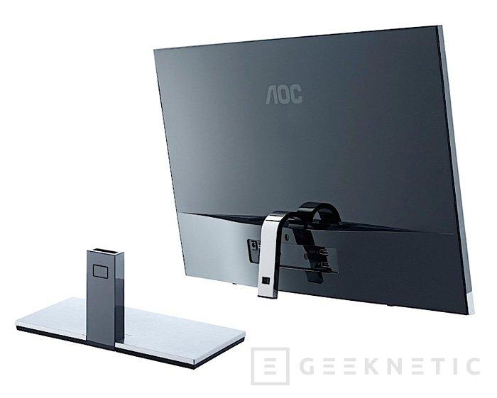 AOC d2757Ph. Monitor 3D IPS, Imagen 2