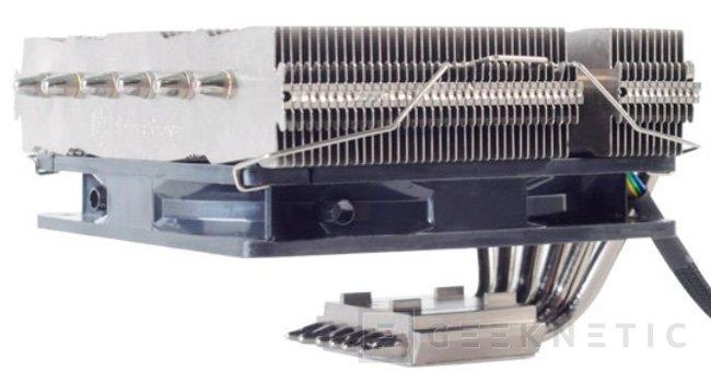 Disipador de perfil bajo SilverStone NT06-PRO, Imagen 1