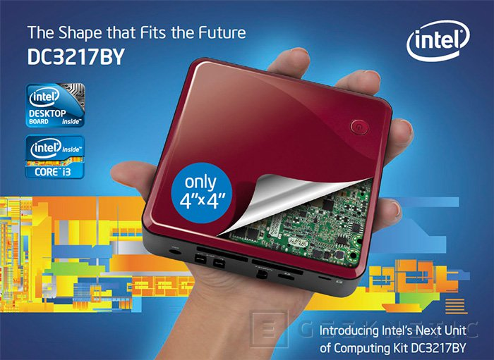 El NUC de Intel estará disponible en diciembre, Imagen 1