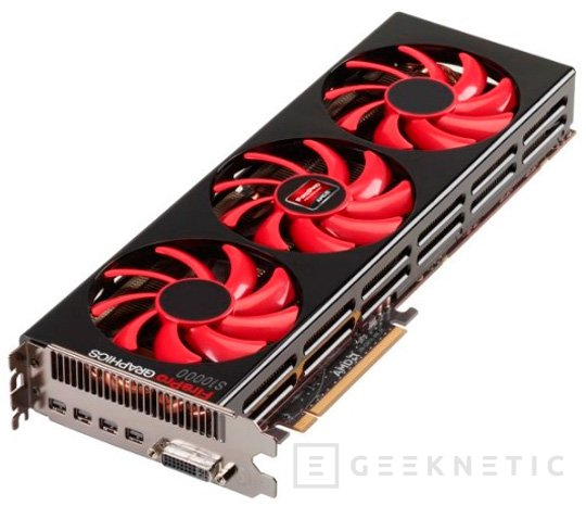 AMD lanza la FirePro S1000 de doble GPU, Imagen 1