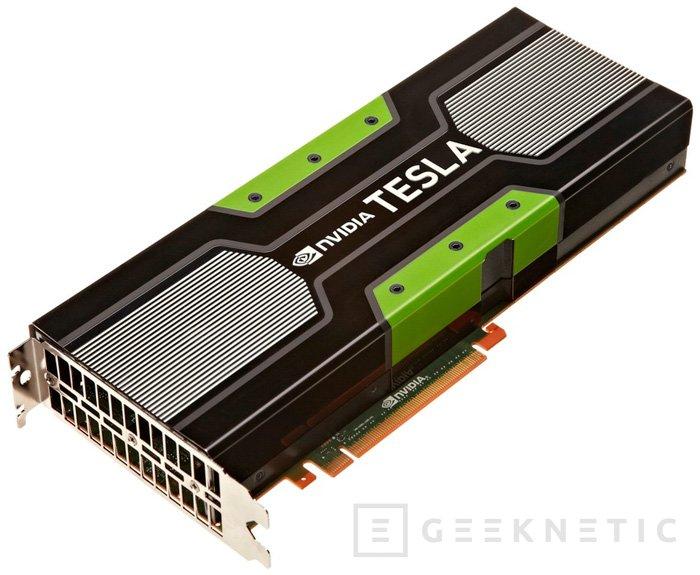 Nvidia muestra las nuevas Tesla K20, Imagen 1