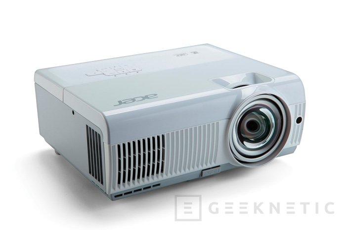 Acer S11370Whn, proyector para distancias cortas, Imagen 1