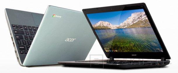 ACER C7, un nuevo Chromebook, Imagen 1
