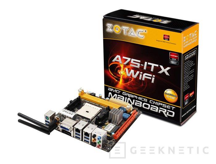 Zotac lanza sus placas FM-2 para APUs Triniy de AMD, Imagen 2