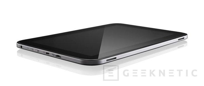 Toshiba añade un nuevo tablet a su catálogo, Imagen 2