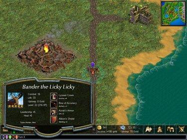 Ubi Soft lanza la demo de Warlords IV: Heroes of Etheria, Imagen 1