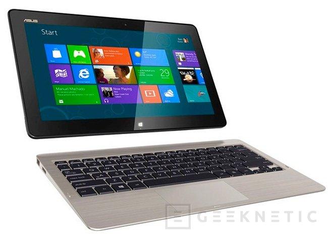ASUS presenta el VivoTab con Windows 8, Imagen 1