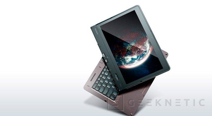 Nuevos ordenadores convertibles de Lenovo, Imagen 3