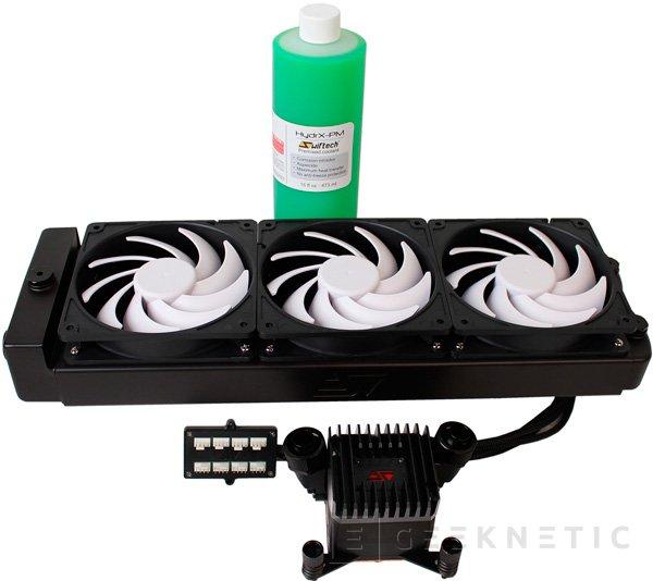 H2Ox20 Elite. Nuevo kit de Refrigeración líquida de Swiftech, Imagen 1
