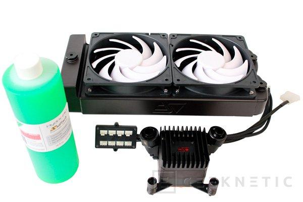 H2Ox20 Elite. Nuevo kit de Refrigeración líquida de Swiftech, Imagen 2