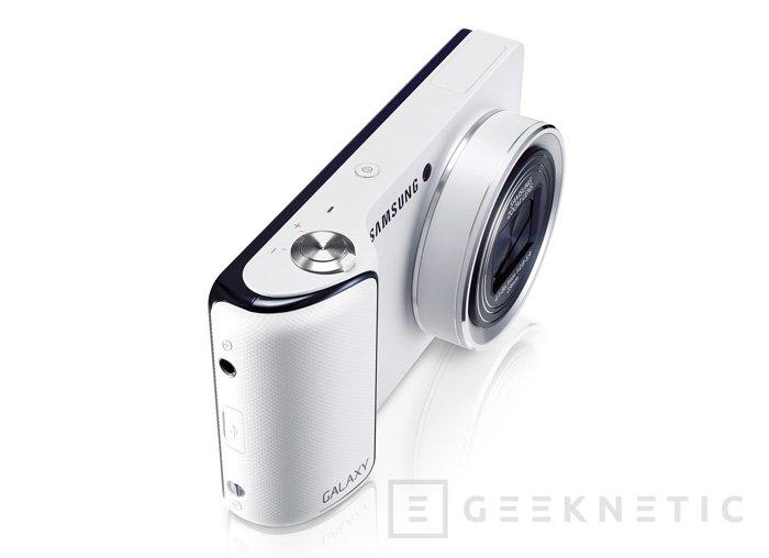 Samsung lanza en España la Galaxy Camera, Imagen 1