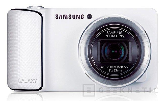 Samsung lanza en España la Galaxy Camera, Imagen 2
