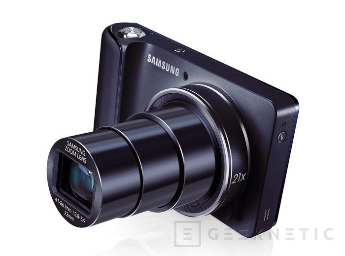 Samsung lanza en España la Galaxy Camera, Imagen 3