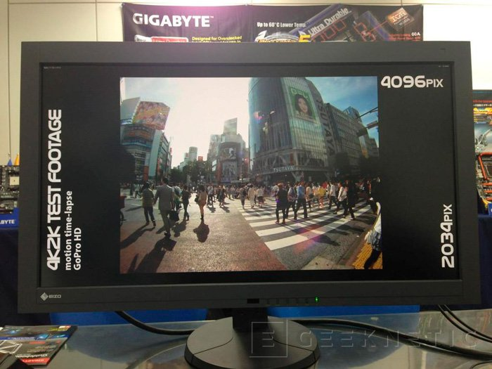 Gigabyte consigue que sus placas con Thunderbolt soporte resoluciones 4k, Imagen 2
