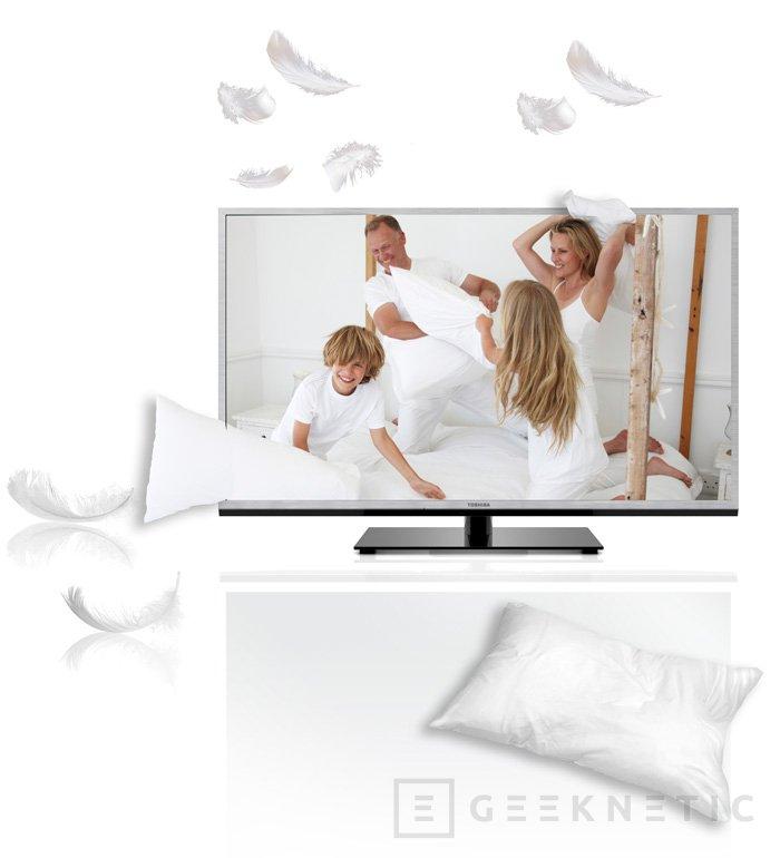TV Toshiba TL938 con nuevo procesador, Imagen 2