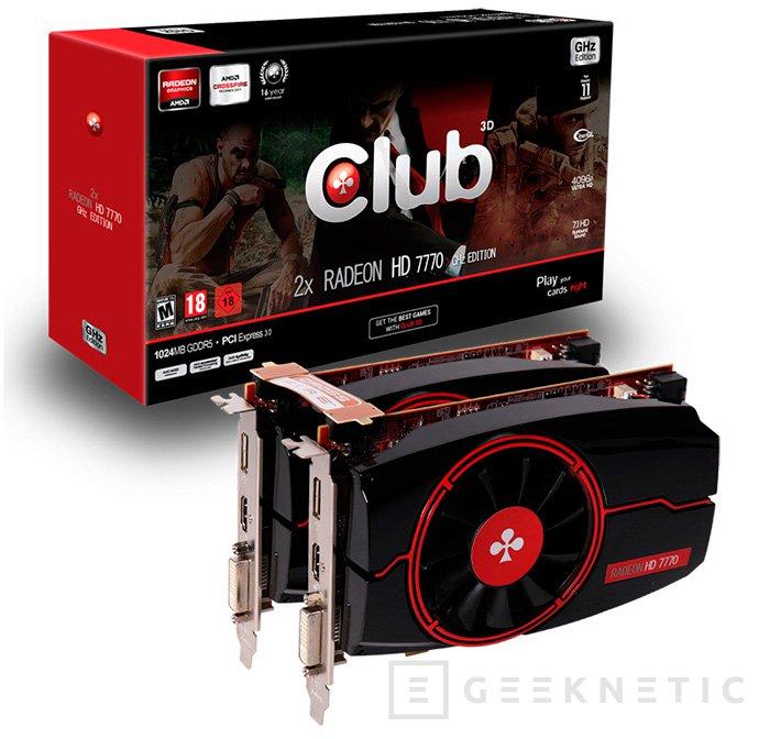 Club 3D venderá packs de dos gráficas AMD para Crossfire, Imagen 2